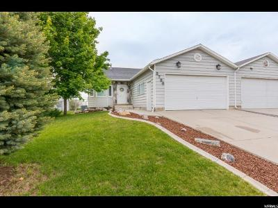 Roy Single Family Home For Sale: 3786 W 4550 S