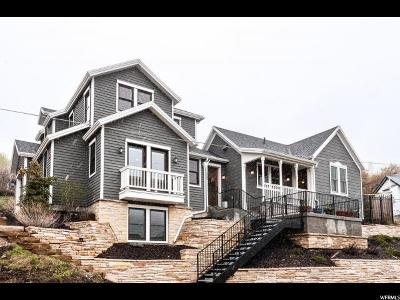 Park City Single Family Home For Sale: 257 McHenry St