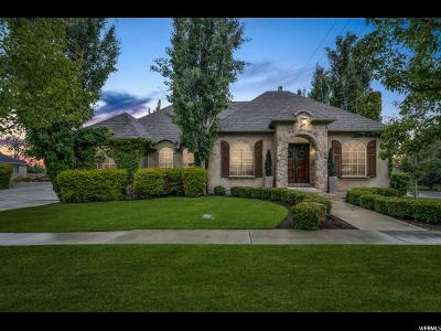 Orem Single Family Home Under Contract: 1187 N 1170 E