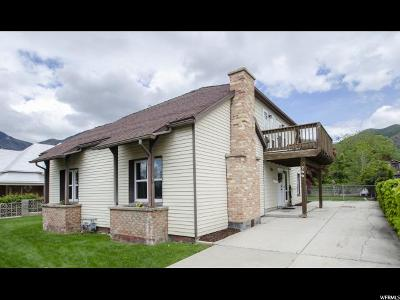 Brigham City Single Family Home For Sale: 266 N 200 E