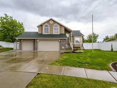 Layton Single Family Home For Sale: 336 E 1525 N