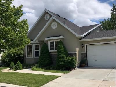Layton Single Family Home For Sale: 1501 W Pebblecreek Dr. S