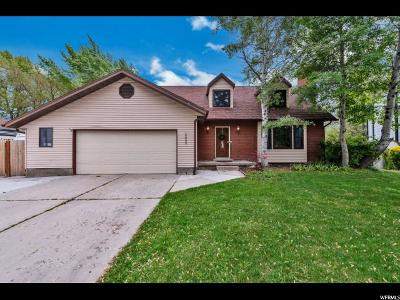 Sandy Single Family Home For Sale: 10039 Countrywood Dr