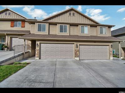 Layton Townhouse For Sale: 3164 N Whitetail Dr E