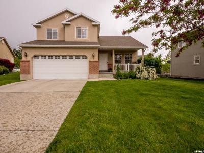 Pleasant Grove Single Family Home Under Contract: 610 E 820 S