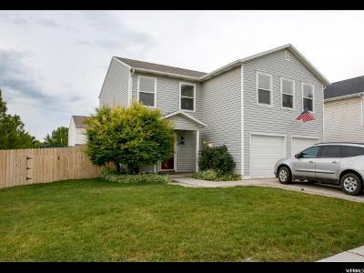 Saratoga Springs Single Family Home For Sale: 2282 E Hawthorne St S