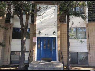 Condo Under Contract: 639 E Swenson Ave #4