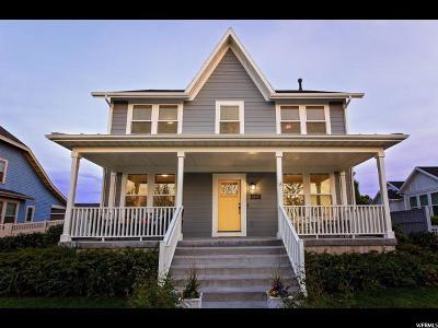 South Jordan Single Family Home For Sale: 4339 South Jordan Pkwy