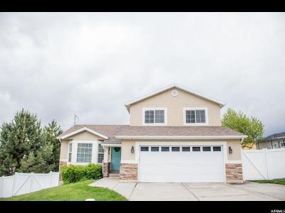 Pleasant Grove Single Family Home Under Contract: 476 S 1500 E