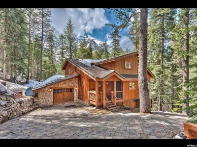 Sundance Single Family Home For Sale: 2825 Stewart Rd
