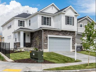 Herriman Single Family Home For Sale: 12336 S Big Bend Park Dr W #111