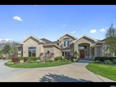 Provo Single Family Home For Sale: 3506 N Glenwood Cir
