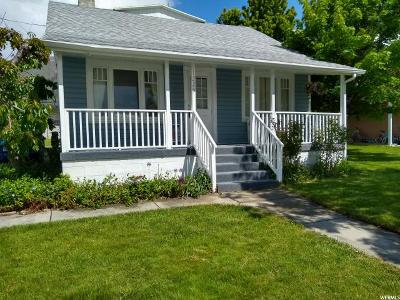 Mapleton Single Family Home Under Contract: 1225 S Main St
