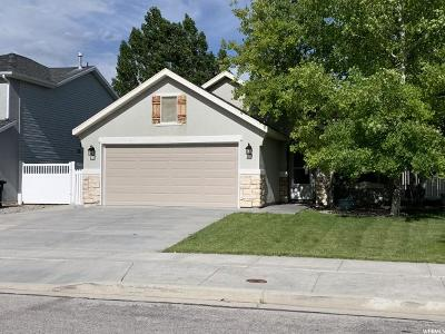 Stansbury Park Single Family Home For Sale: 5532 Ardennes Way