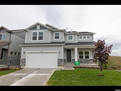 Lehi Single Family Home For Sale: 2111 W Northridge Dr #7