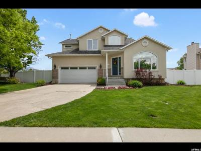 Orem Single Family Home Under Contract: 137 W 1820 N