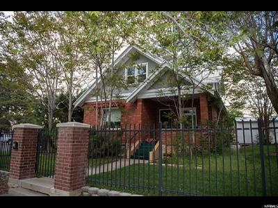 Brigham City Single Family Home For Sale: 178 N 300 W