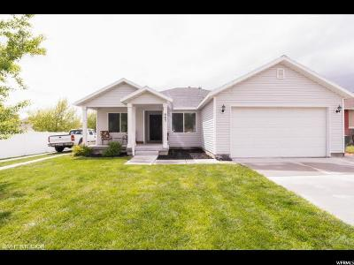 Tooele Single Family Home For Sale: 965 N 340 W