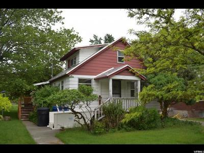 Brigham City Single Family Home Under Contract: 421 N 500 E
