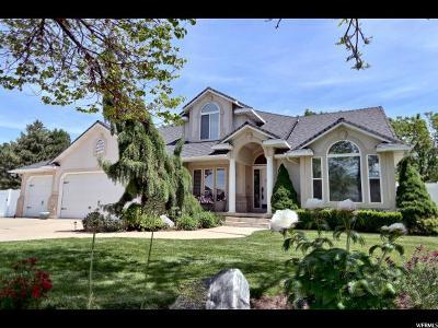 Layton Single Family Home For Sale: 1960 N 2150 E