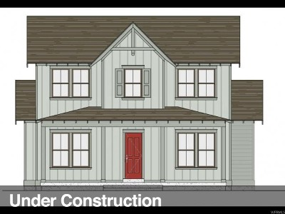 South Jordan Single Family Home Under Contract: 10897 S Paddle Board Way W #162