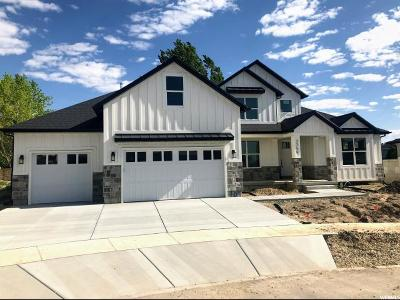 Riverton Single Family Home Under Contract: 3258 W Blue Heeler Way S