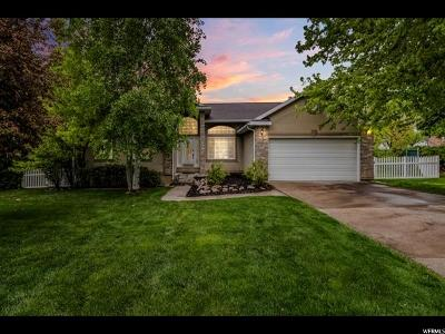 Logan Single Family Home For Sale: 1289 E Orchard Heights Dr