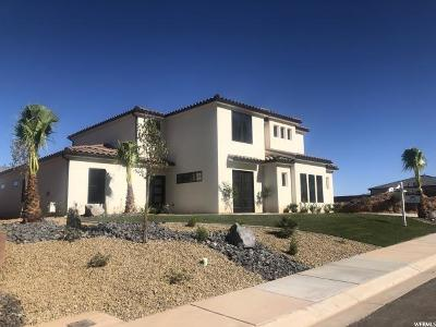 St. George Single Family Home For Sale: 3055 E Conifer Ridge Dr