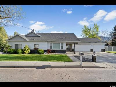 Mapleton Single Family Home For Sale: 745 E Maple St