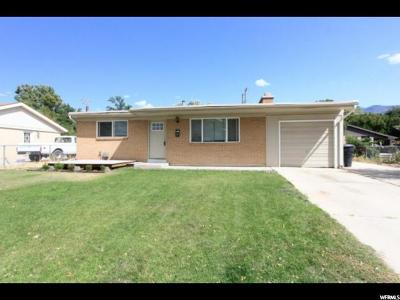 Sandy Single Family Home For Sale: 10185 S Amaryllis Dr E