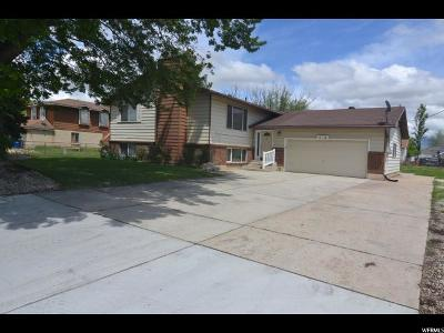 West Point Single Family Home For Sale: 412 N 2000 W