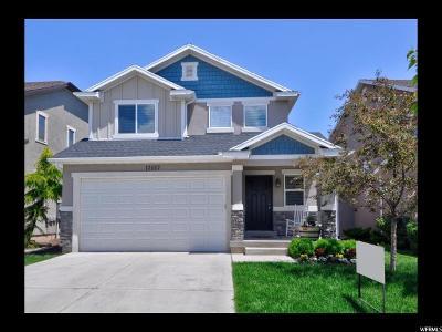 Herriman Single Family Home Under Contract: 13157 S Brickshire Ln W