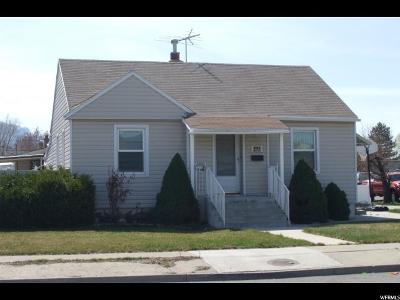 Spanish Fork Single Family Home Under Contract: 310 E 800 N