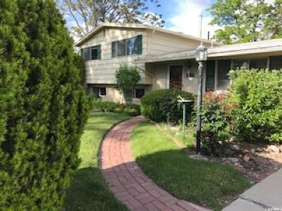 Sandy Single Family Home Under Contract: 8857 S 500 E