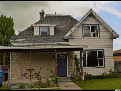 Logan Multi Family Home For Sale: 52 E 200 S