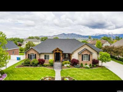 Lehi Single Family Home Under Contract: 1018 W 430 N