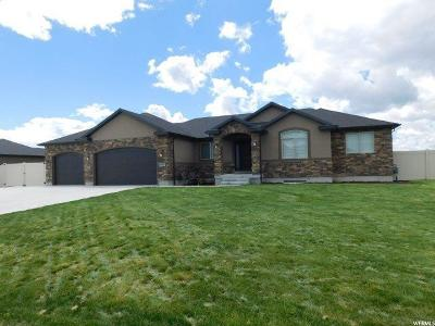 Grantsville Single Family Home For Sale: 584 E Coach Ln #179