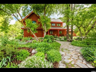 Provo Single Family Home Under Contract: 1231 W Camelot Dr
