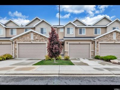 American Fork Townhouse Under Contract: 66 S 610 E