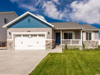Tooele Single Family Home Under Contract: 1681 N Broadway Ave