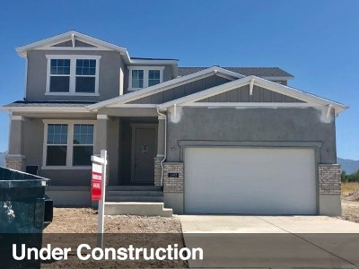 Davis County Single Family Home For Sale: 2408 N Sarus Crane Dr
