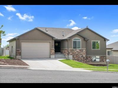 Brigham City Single Family Home Under Contract: 15 E 1425 S