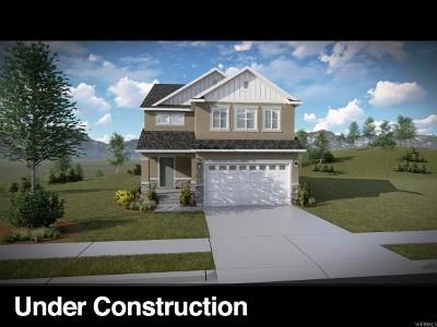 Herriman Single Family Home For Sale: 12462 S Clipper Peak Dr #802