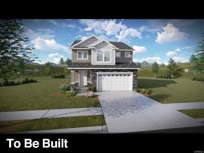 Herriman Single Family Home For Sale: 12538 S Clipper Peak Dr #812