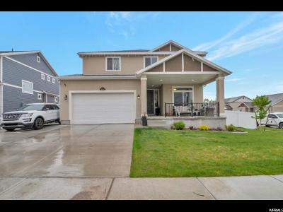 Wasatch County Single Family Home For Sale: 2144 S 120 E