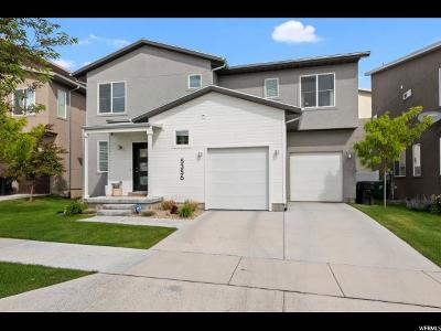 Herriman Single Family Home Under Contract: 5356 W Fallowfield Ln