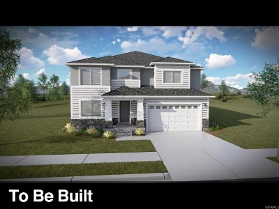 Herriman Single Family Home Under Contract: 4558 W Barlett Dr #411