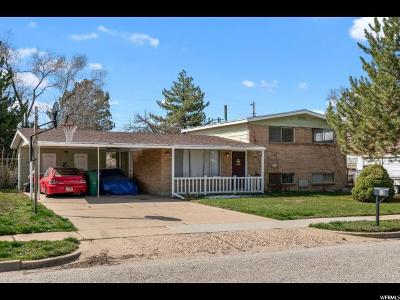 Layton Single Family Home For Sale: 12 E Diamond St N