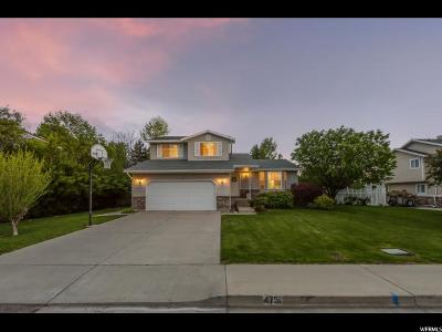 Highland Single Family Home Under Contract: 4751 W Country Club Dr N