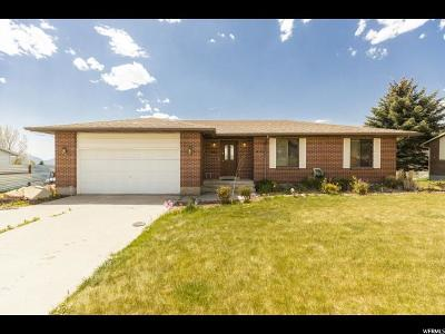 Wasatch County Single Family Home For Sale: 975 N Valley Dr